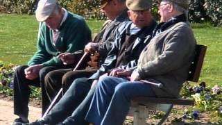 Os velhos do Jardim - Rui Veloso - VideoClip
