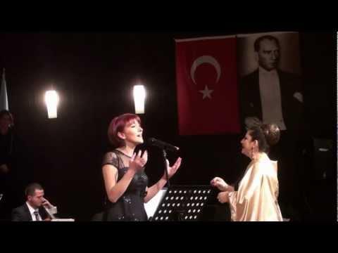 CANAN TERZİ - ARTIK BU SOLAN BAHÇEDE - GAZİ TSM KOROSU-2013