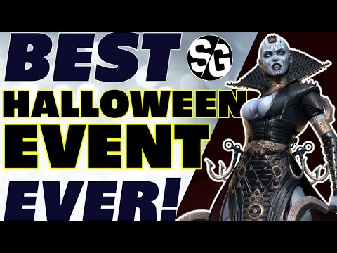 This event! Halloween time! Raid shadow legends UPDATE 2.30