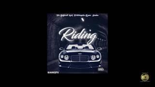 """FortChaplin Quan - """"Riding"""" ft. Leek & Simba"""