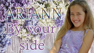 Jonas Blue - By your side - Cover by Ariann (Lyrics)