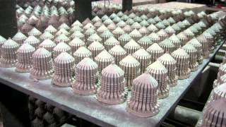 Pressed and Fired Ceramics for Burners and Furnaces - Selas