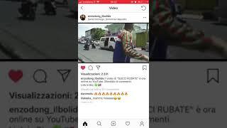 GUCCI RUBATE ENZO DONG