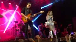 Banda Calypso - Itambacuri / MG - 01/08/2015 - Xonou Xonou