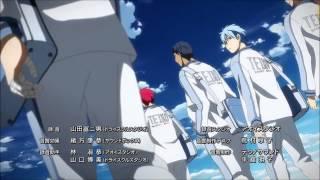 "Kuroko No Basuke Ending Song 2 HD ""Catal Rythm"""
