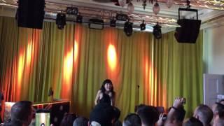 "Dami Im - ""Sound Of Silence"" (Live @ SBS Australia Fan Event, Stockholm)"