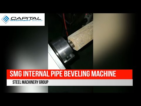 SMG Internal Pipe Beveling Machine