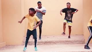 STRICTSTYLIN -KEWOO DANCE VIDEO BY ALLO DANCERS.