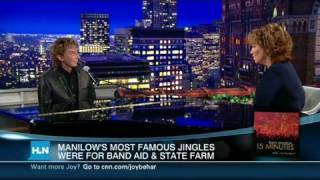 HLN Official Interview: Manilow: I got my start writing jingles