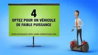 Une assurance auto jeune conducteur pas cher : c'est possible !