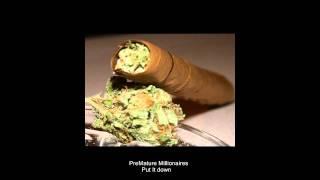 PreMature Millionaires - put it down