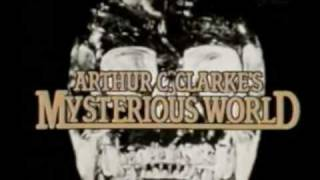 Ancient Aliens with Arthur C Clarke Theme Music