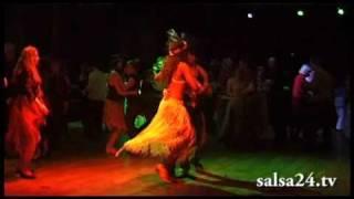 Mundo Caribeno 2009 Live by Vladimir Vicente Salsa24.tv with SEIS DEL SON