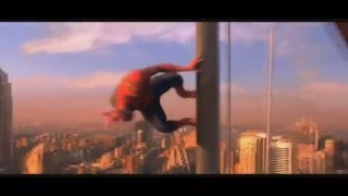 Every Spider Man Final Swing (HD)