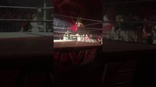 WWE Live - Shinsuke Nakamura Entrance (Stockholm-Sweden)