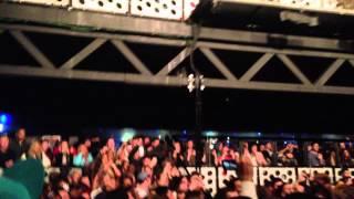 Kendrick Lamar - Man throws beer at Kendrick, M.a.a.d City (Live in Bristol, England)