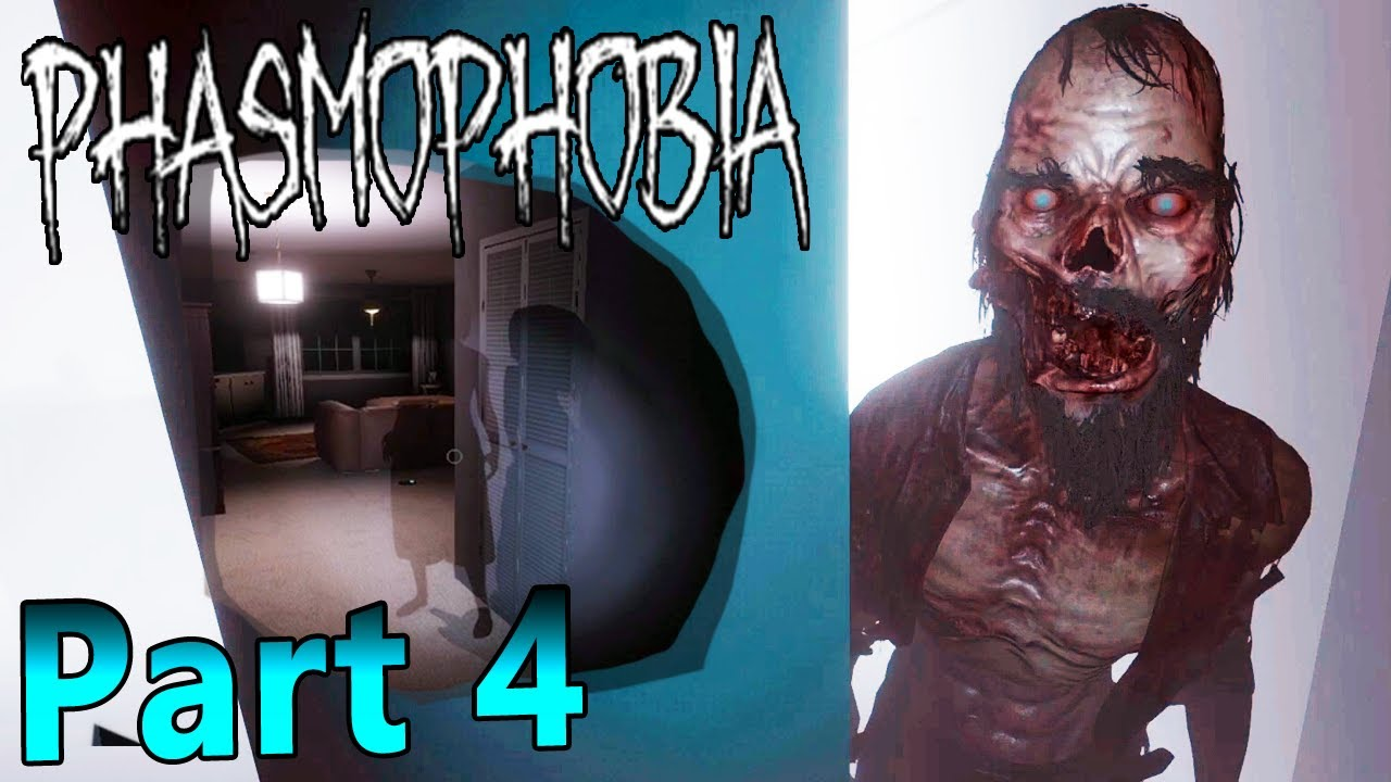 NightShadowXO - More I Play Phasmophobia Scarier It Gets.. - Phasmophobia Co-op Part 4
