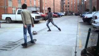 Skate Bl3nd parte 2