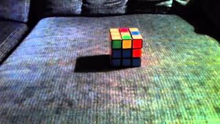 Rubik's Cube Solution 3D