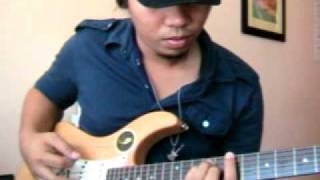 mahal parin kita - Rockstar (guitar adlib) by: Billy Jones