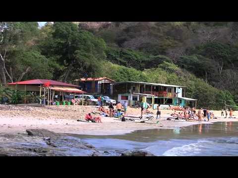 Playa Maderas, Nicaragua 2012
