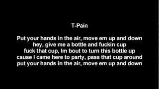 Timbaland - The Party Anthem ft. Lil Wayne, Missy Elliott & T-Pain (Lyrics)