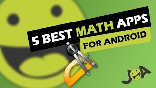 5 Best Apps that Solve Math Problems - JoyofAndroid.com