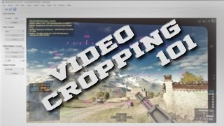 How To: Fast Way To Crop Video Content (FREE TOOLS)