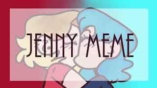 JENNY - oc meme
