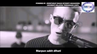FAIZUL - JATUH (OFFICIAL DUBBING MV)