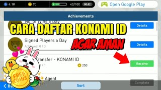 How to get 250 myclub coin how to create konami id account