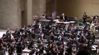 Bilkent Senfoni Orkestrası - Titanic - Live Full HD (Ankara 2014, Film Müzikleri Konseri)