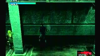Metal Gear Solid - Extreme - Wolf 1 (glitched)