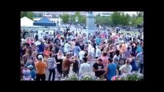 Salsa Social - Latin Night i kungsan med ZumbaMadness - Dj Monserrat 16/7-2013