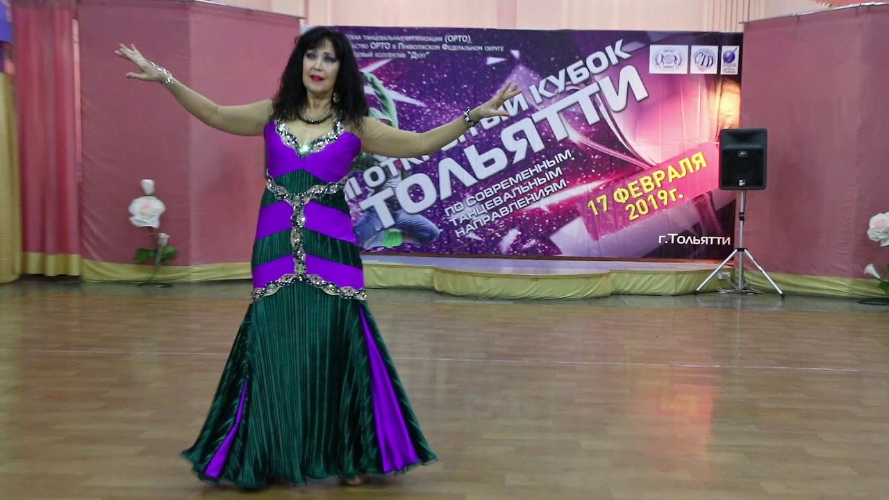 III Открытый кубок Тольятти - 2019. IV Отделение. Восточные танцы