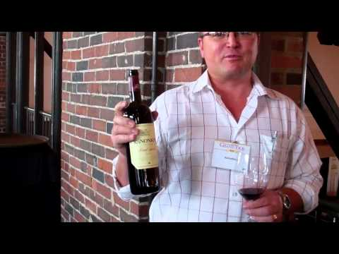 Abrie Beeslaar: Greetings from Wine Spectator's Grand Tour 2011