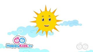 Weather - Learning Songs Collection For Kids And Children