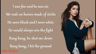 Dua Lipa - BANG BANG (Lyrics)