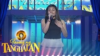 "Tawag ng Tanghalan: Sophia Chavez - ""Leader Of The Band"""
