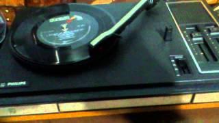 Vinil Elvis Presley + Radiola Philips