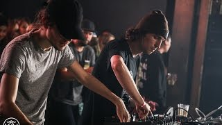 Porter Robinson & Madeon Talk About Meeting at Webster Hall