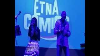 Cristina D'Avena & Enzo Draghi - Il silenzio è....