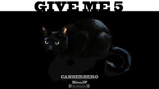 Canserbero - Seamos Honestos [Give Me 5]