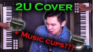 2U COVER w/ GLASS CUPS?!? (Jace Roque x Turbo)