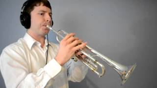 """The Arena (from """"Star Wars: Episode II"""") Trumpet Cover"""