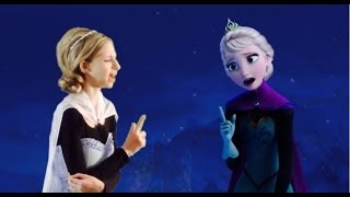 "Disney's Frozen ""Let It Go"" - Idina Menzel/Demi Lovato cover by Madi :)"