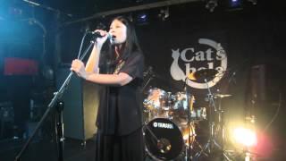 C-hiro-Ao no Ether(Megumi Nakashima Cover)  Live at Cat's hole 18/10/2015