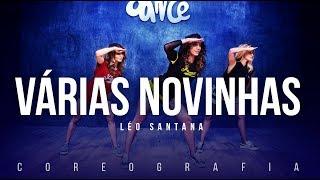 Várias Novinhas - Léo Santana | FitDance TV (Coreografia) Dance Video