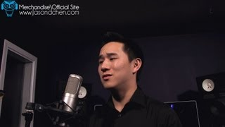 Taylor Swift ft. The Civil Wars - Safe and Sound (Jason Chen Cover)