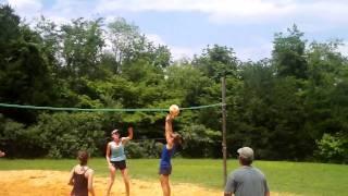 Sand Volleyball - Bump, Set, WTF Kill